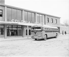 Bus Terminal - Colonial Coach