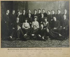 High School Associations, 1903-04.