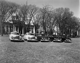 Club Taxi Cabs at Frontenac County Courthouse