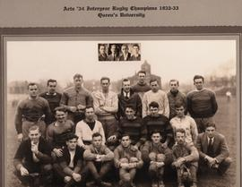 Rugby, 1932-33