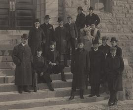 Athletic Committee, 1906-07