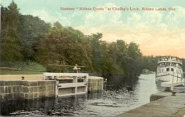 Rideau System - Chaffey's Locks