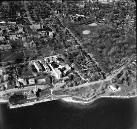 Kingston Waterfront, Murney Tower to University Ave. - north to Union St.