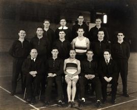 Track and Field, 1934-35