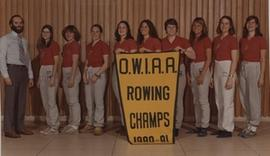 Rowing, 1981