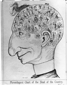 Caricatures and Cartoons - Sir John A. Macdonald