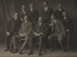 Athletic Committee, 1901-1902