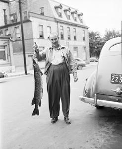 Man with Fish
