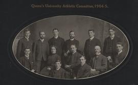 Athletic Committee, 1904-05