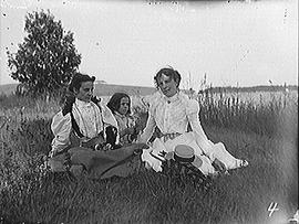 [Group Picnic at Mississauga Point, Kingston]