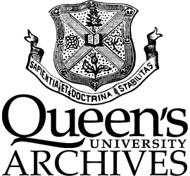 Go to Queen's University Archives